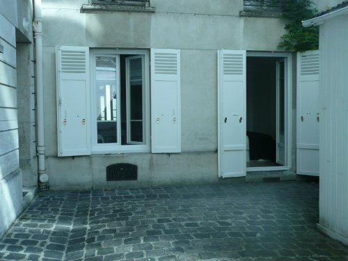Flat in Paris - Vacation, holiday rental ad # 27149 Picture #1