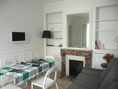 Appartement Paris - 4 personnes - location vacances  n°27149