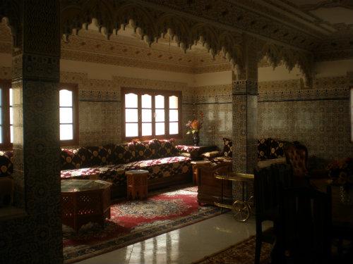 Huis Meknès - 12 personen - Vakantiewoning  no 27183