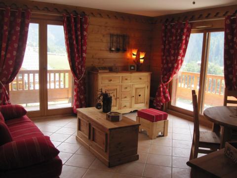 Champagny en vanoise -    2 slaapkamers