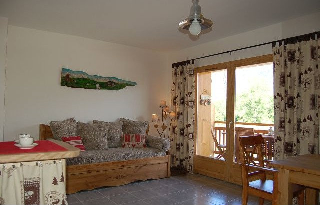 Flat Leschaux - 4 people - holiday home  #27199