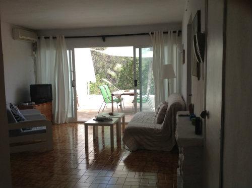 Appartement à Ibiza pour  4 •   animaux acceptés (chien, chat...)