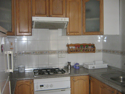 Flat in Altea - Vacation, holiday rental ad # 27205 Picture #3