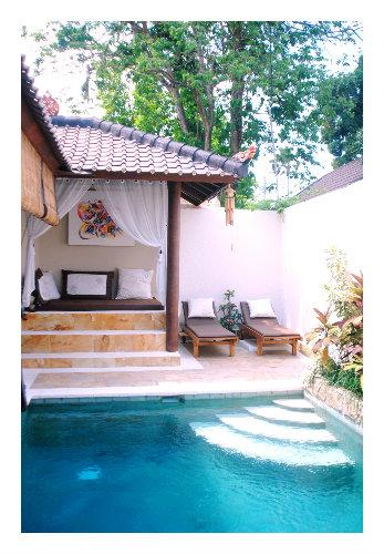 Huis in Seminyak voor  6 •   met privé zwembad