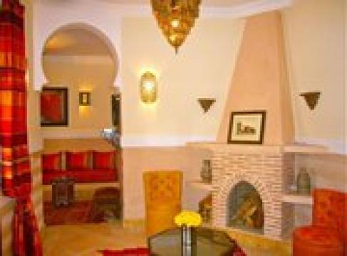Casa en Marrakech para  16 •   animales aceptados (perro, gato...)