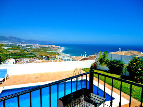 House in Nerja - Vacation, holiday rental ad # 27285 Picture #1