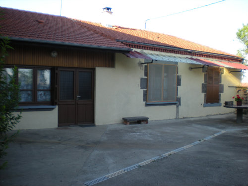 Farm Issoire - 7 people - holiday home  #27317