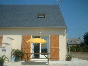 Maison 4 personnes Lézardrieux - location vacances  n°27340