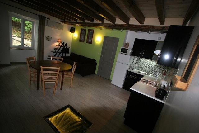Appartement St Martin Sur Oust - 4 personnes - location vacances  n°27354