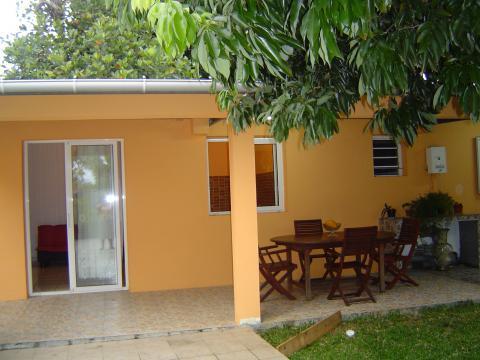 Maison Bras Panon - 2 personnes - location vacances  n°27391