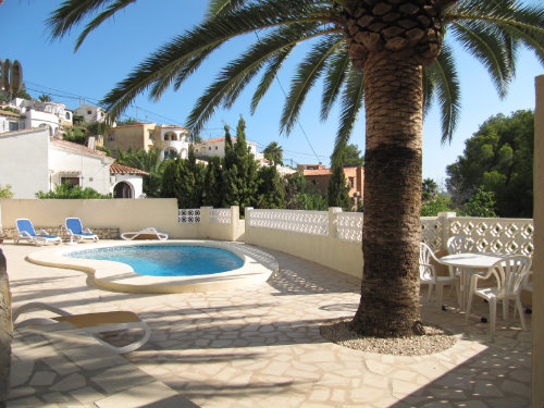 House Benissa - 9 people - holiday home  #27403