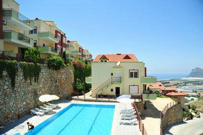 Appartement à Gazipasa pour  6 •   avec terrasse
