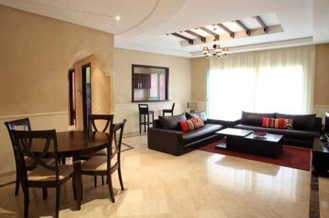 Appartement Marrakech - 6 personnes - location vacances