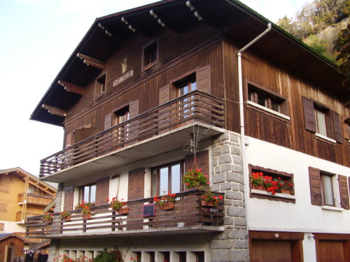 House 5 people Praz Sur Arly - holiday home  #27450