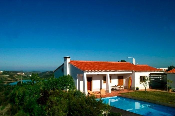 Maison Aljezur, Vale Da Telha - 6 personnes - location vacances  n°27454