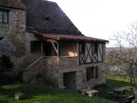 House in sarlat (12 km) - Vacation, holiday rental ad # 27463 Picture #0
