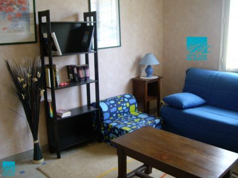 Appartement 7 personnes Notre-dame-de-monts - location vacances  n°27473