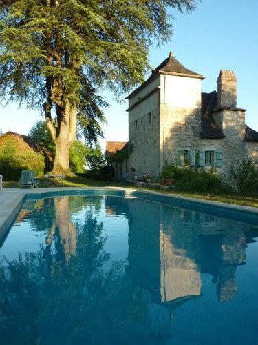 Maison Cazillac - 14 personnes - location vacances  n°27481