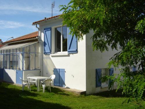 Maison Saint Hilaire De Riez - 10 personnes - location vacances  n°27499