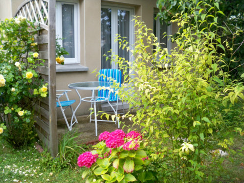 Studio in Saint-Malo - Vacation, holiday rental ad # 27504 Picture #0