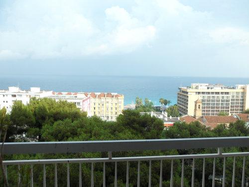 Nice -    vue sur mer
