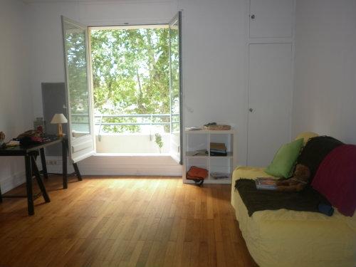 Appartement in Lyon voor  6 •   met balkon