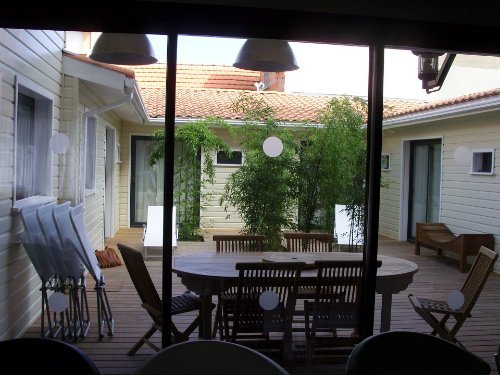 Flat in Arcachon - Vacation, holiday rental ad # 27547 Picture #16