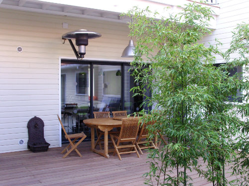 Flat in Arcachon - Vacation, holiday rental ad # 27547 Picture #17