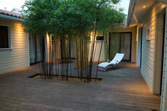 Appartement Arcachon - 10 personnes - location vacances  n°27547