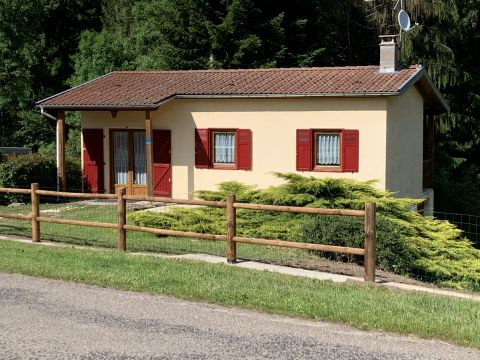 Casa rural Fontenoy-le-château - 4 personas - alquiler n°27564