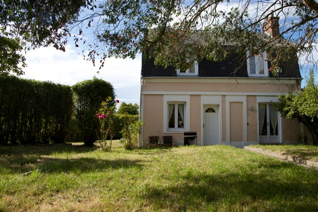 House Trouville Sur Mer - 6 people - holiday home  #27569