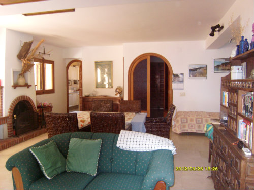 Appartement 6 personnes Benissa - location vacances  n°27572