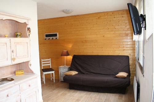 Appartement Barcelonnette  - 3 personen - Vakantiewoning  no 27574