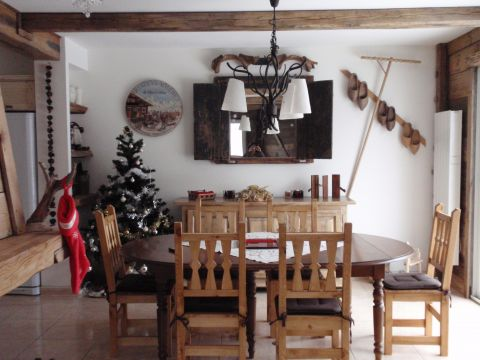 Chalet in BOLQUERE PYRENEES 2000 - Vacation, holiday rental ad # 27588 Picture #4