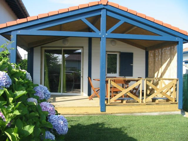 Chalet Tarnos - 5 people - holiday home  #27597