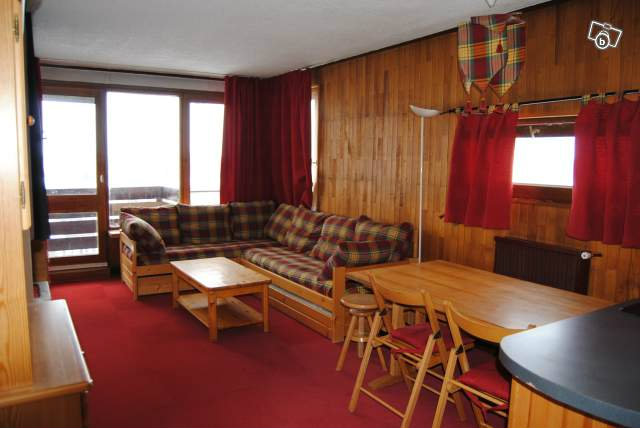 Flat Tignes Val Claret - 8 people - holiday home  #27604