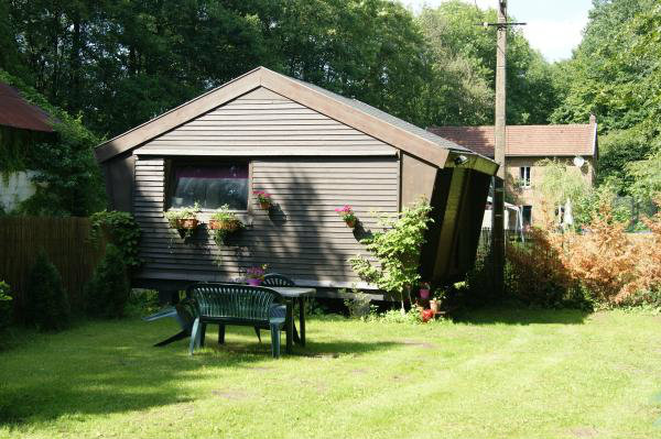Chalet Hirson - 4 people - holiday home  #27606