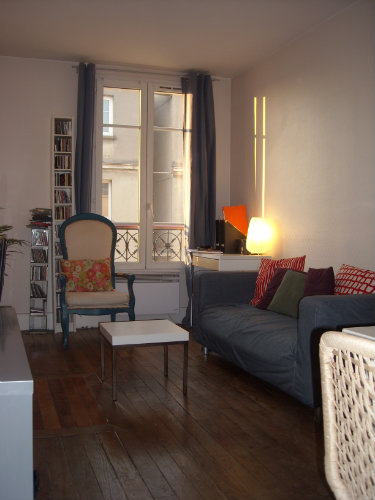 Appartement Paris - 2 personnes - location vacances  n°27609