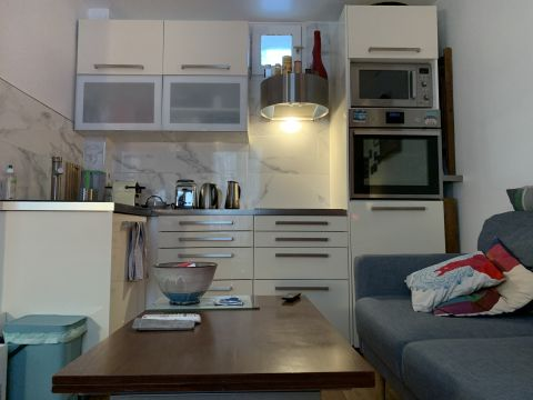 Flat Paris - 3 people - holiday home  #27665