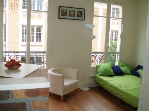 Studio Paris - 2 people - holiday home  #27700