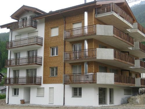 Haus Grächen Vs - 6 Personen - Ferienwohnung N°27722