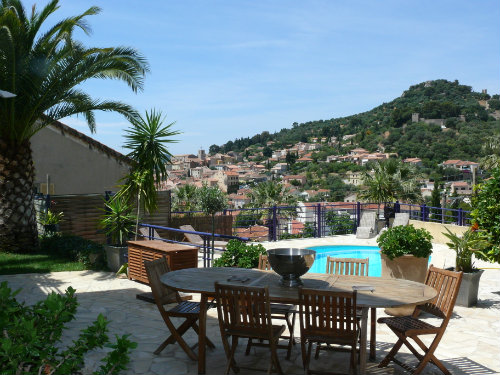 House in Hyeres - Vacation, holiday rental ad # 27763 Picture #3