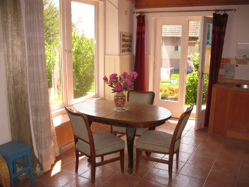 Flat  - 8 people - holiday home  #27794