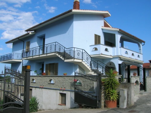 Flat 5 people Valentano - holiday home  #27833