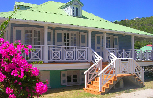 House St Barthélémy - 8 people - holiday home  #27880