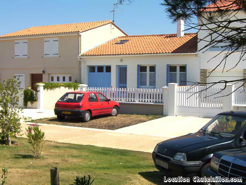 Casa 5 personas Chatelaillon-plage - alquiler n°27884