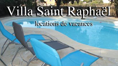 Maison 3 personnes Saint Raphael - location vacances  n°27890