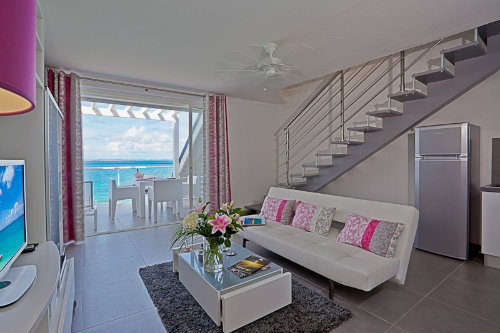 Flat in Saint martin for   5 •   private parking   #27896