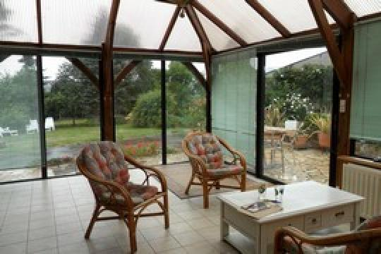 Gite in La chapelle saint aubert - Vacation, holiday rental ad # 27924 Picture #0