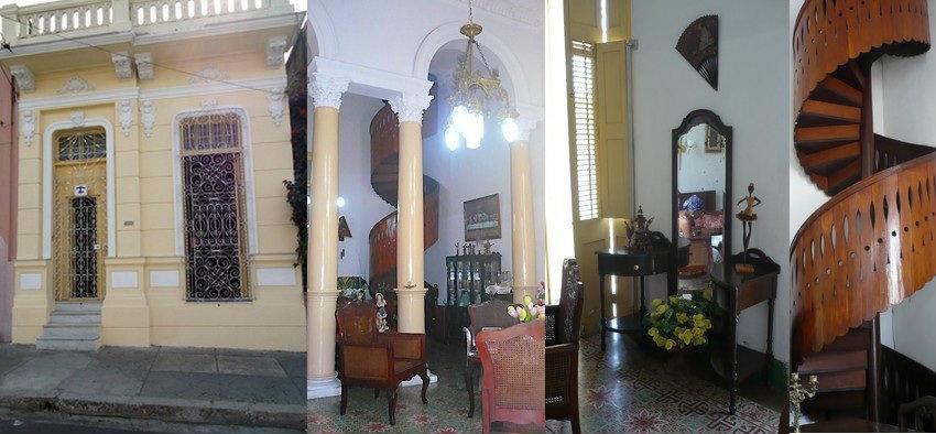 Haus in Cienfuegos für  4 •   3 Schlafzimmer
